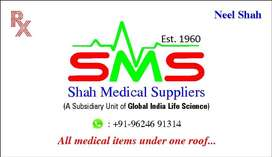 Female staff Required for Pharma Distribution Firm at sabarmati