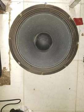 "Dj 15"" speaker 400watt 1 pair"