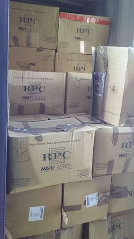 M & H  RPC  CONTAINERS