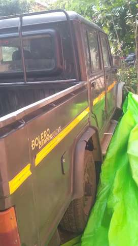 Mahindra camper gold best condition