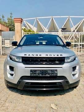 Land Rover Range Evoque Prestige SD4, 2013, Diesel