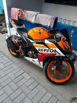 Motor new cbr 150
