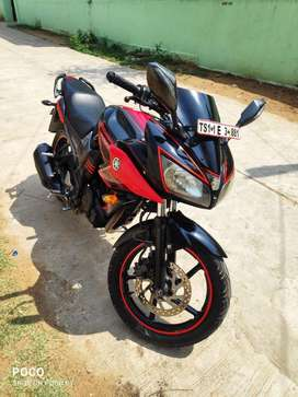 Yamaha Fazer 2014