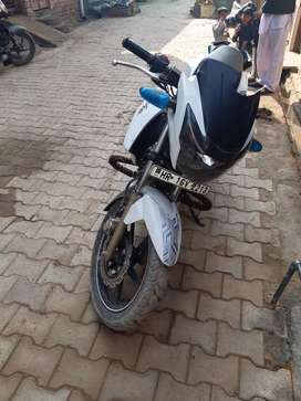 Motor cycle in good condition