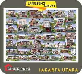 Desain Arsitek Gambar RAB IMB Kontraktor Rumah di Jakarta Utara