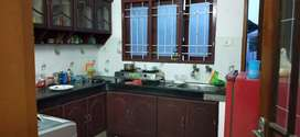 3BHK fully furnished apartment, one bedroom vacant for a bachelor