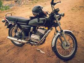 Yamaha Rx 100 , Good vehicle, No of owners 2, 1992 Model