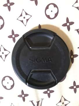 Lens cup sigma 77mm