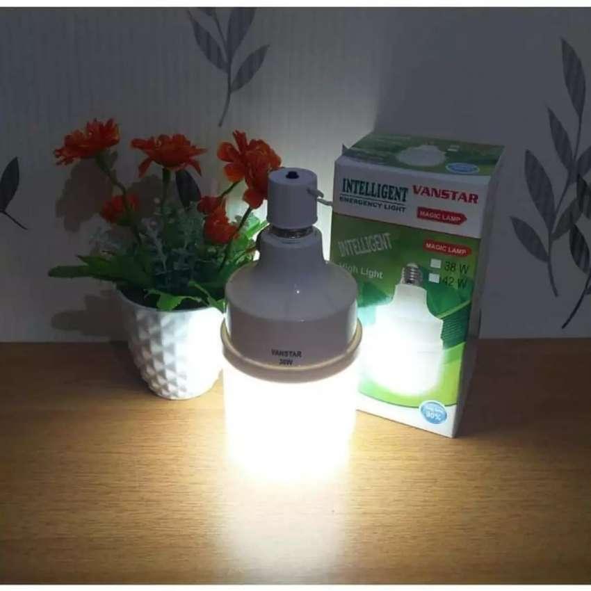 Bohlam LED Emergency Van Star