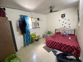 1bhk room , only one bedroom for rent available for 2 months