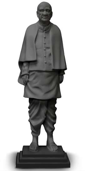 statue of unity mini model - best for gifts