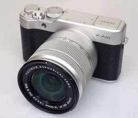 Kredit Fujifilm X-A10