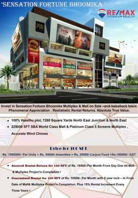 PVR icon mall at Narsingi, RERA approved