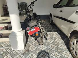 well maintained avenger 220 bike, modified
