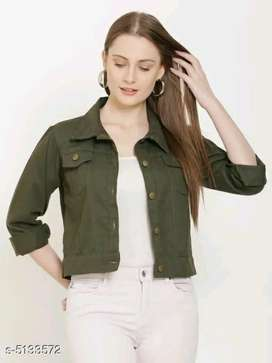 Trendy woman's jacket