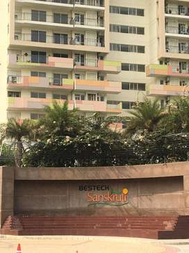 3BHK fully equipped apartment in Bestech Sanskruti Sector-92, Gurgaon