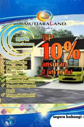 Rumah Murah DP 10% di Cerme Gresik