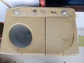 Whirlpool Washing Machine S60 buzz