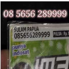 Nomor Cantik Kartu Perdana Indosat kw 9 seri jadul super langka