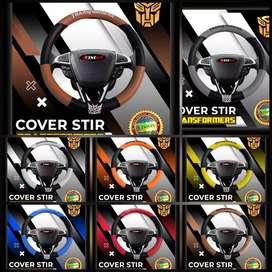 Cover stir universal sarung stir mobil Avanza /xpander dan sejenisnya