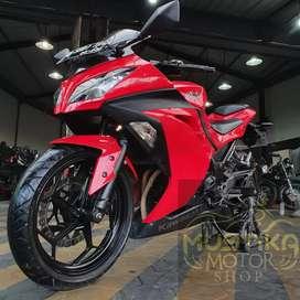 Kawasaki Ninja 250 2013 N Asli Mulus-Antik Istimewa Zaky Mustika