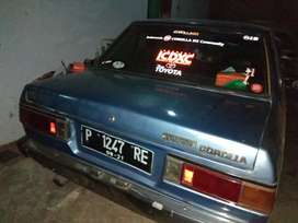 Corolla DX thn.81