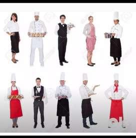 Available Cook Chef Waiter  Helper Restaurant STAFF &  Kitchen STAFF