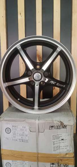 Rodney sporty alloy wheel 17inch