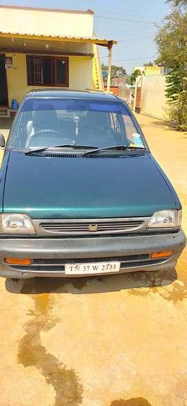 Maruti Suzuki 800 2000 Petrol 93000 Km Driven