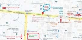 # Metro Plaza Commercial Showroom for Lease @Bahadurgarh Metro Line