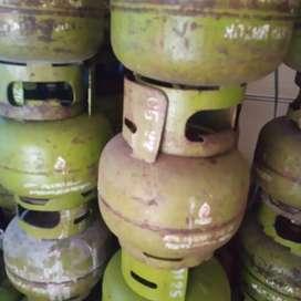 Jual borongan tabung gas 3 kg sebanyak 40 tabung harga 5.750.000