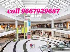 Urgent requirement in Vishal mega Mart for fresher candidate