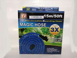 Magic X Hose 15m / Selang Air Ajaib 15 M / Semprotan Air Fleksibel