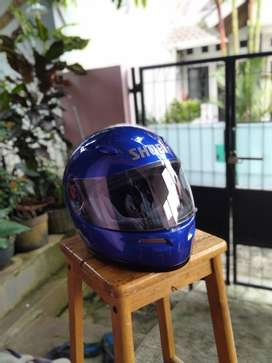 Helm Shoei Z4 Blue