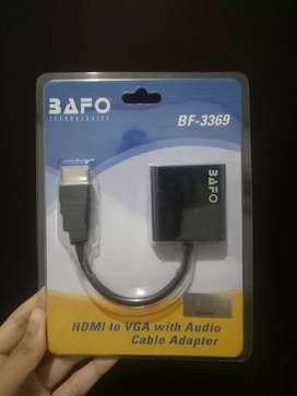 Kabel HDMI merek BAFO