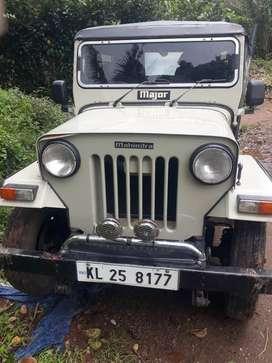 Mahindra jeep 2007