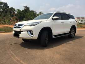 Toyota VRZ 2.4 diesel 2017 AT double disc brake