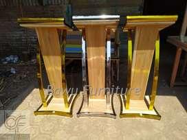 Promo Furniture Jati Podium Kayu Jati