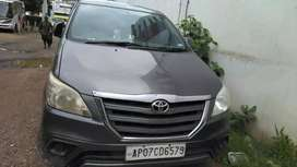 Innova car in good condition