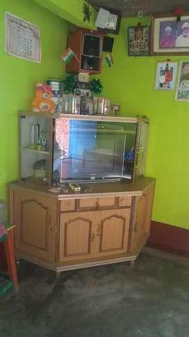 Tv socase with drayars