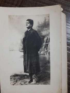 Rare photographs of swami