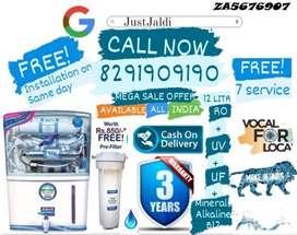 ZA5676907 RO Water Filter Water Purifier Water Tanker DTH TV. RO + UV