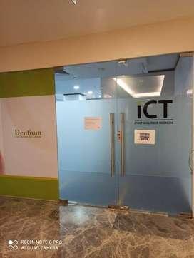 Office Space Office 88 at 25th Floor, Jakarta Selatan