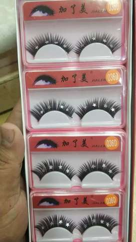 Pack of 6 Fancy lashes #005