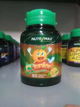 Nutrimax C+ Junior With Phytogreen Isi 60 Phyto Green Vitamin