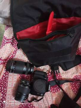 dslr camera for rent canon 1500D
