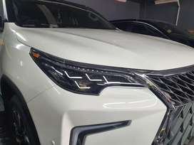 Headlamp Fortuner Model Lexus