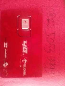 Dijual SIM CARD TELKOMSEL