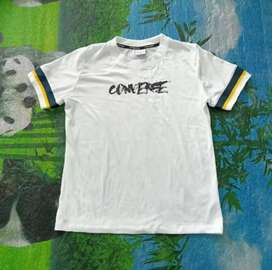 Kaos Converse original size fit to M good condition like new