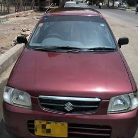 SUZUKI ALTO 2012 ON EASY EMI WITH ONLY 20% ADVANCE DOWNPAYMENT